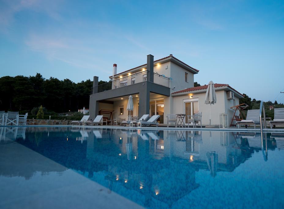 aelia villa by kardous skopelos greece