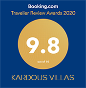 kardous villas skopelos booking rate