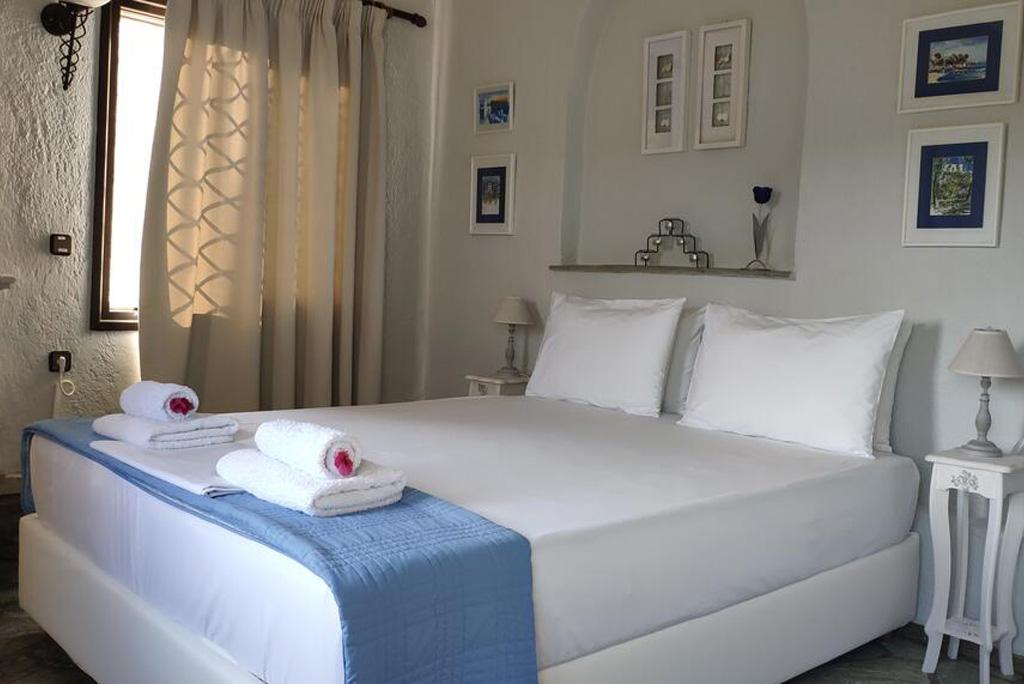 villa pine trees junior bedroom kardous skopelos travel greece